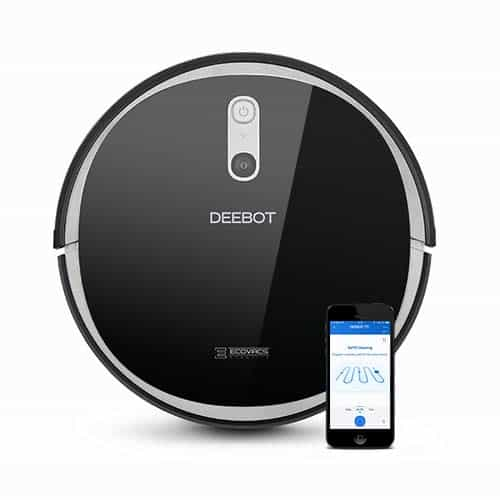 Save up to 40% off Ecovacs robot vacuums - Amazon