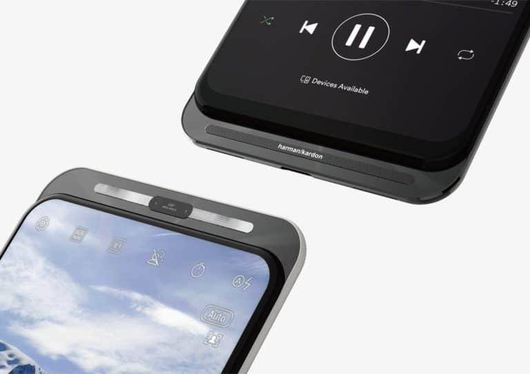ASUS 5G dual slider smartphone design 1