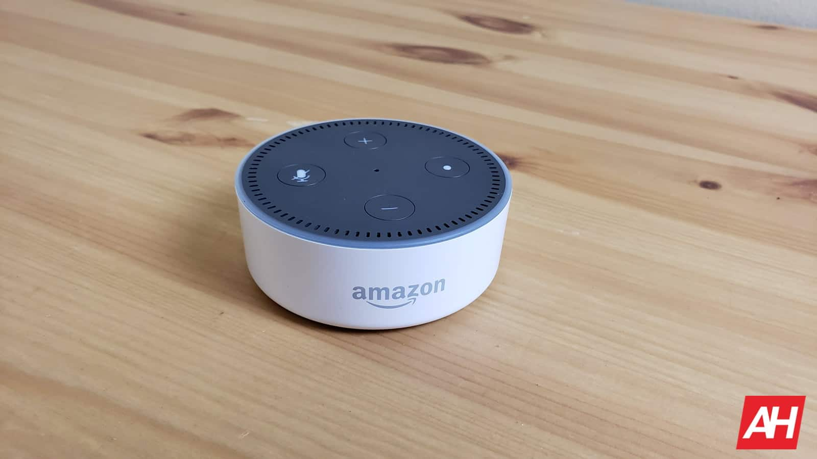 Amazon Echo Alexa Logo AM AH 1 2019