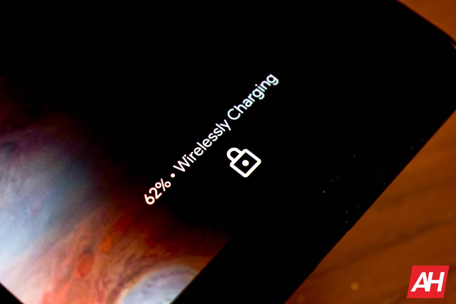 Android Q Beta 2 Wireless Charging AM AH 1