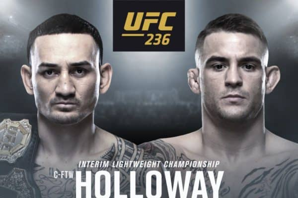 UFC 236 Pay-Per-View & One-Year ESPN+ - ESPN.com