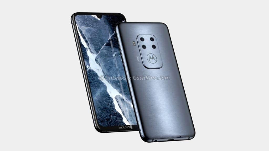 First Motorola quad camera phone leak 2