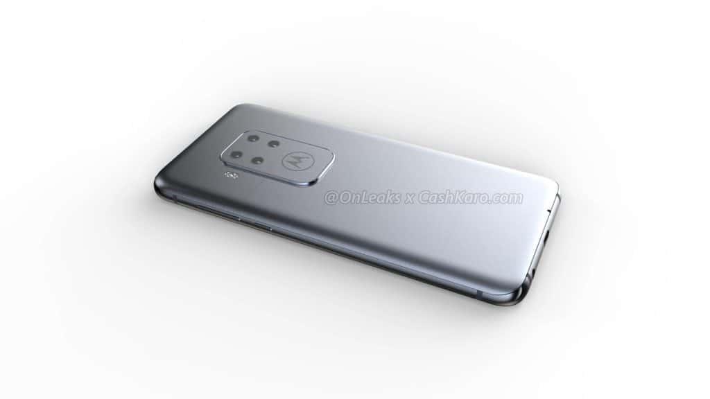 First Motorola quad camera phone leak 6