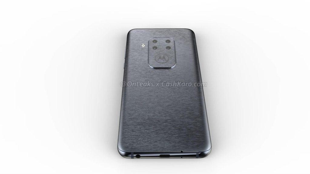 First Motorola quad camera phone leak 8