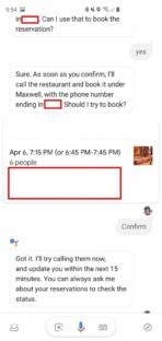 Google Duplex Samsung Galaxy S10 Plus 2