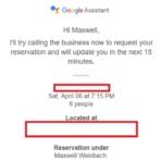 Google Duplex Samsung Galaxy S10 Plus 3