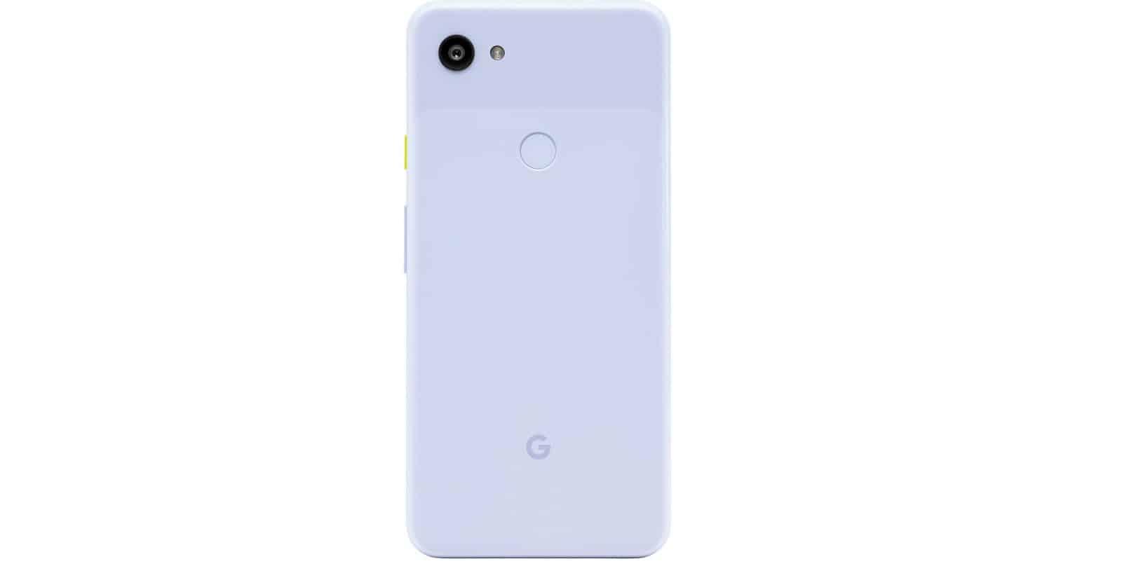 Google Pixel 3a Evan Blass Purple