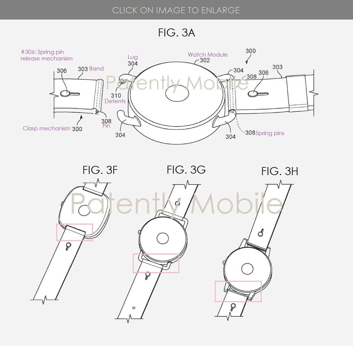 Google Watch Patent 1