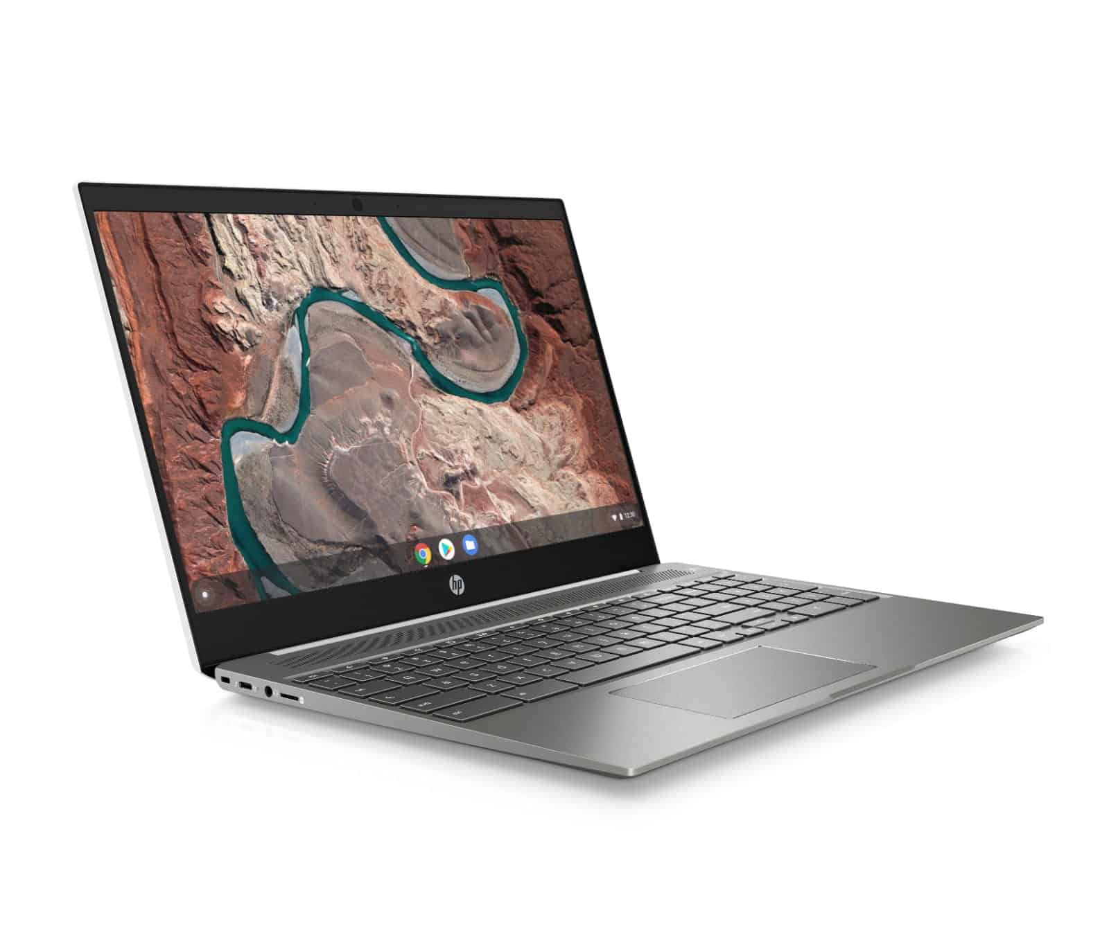 HP Chromebook 15 FrontRight