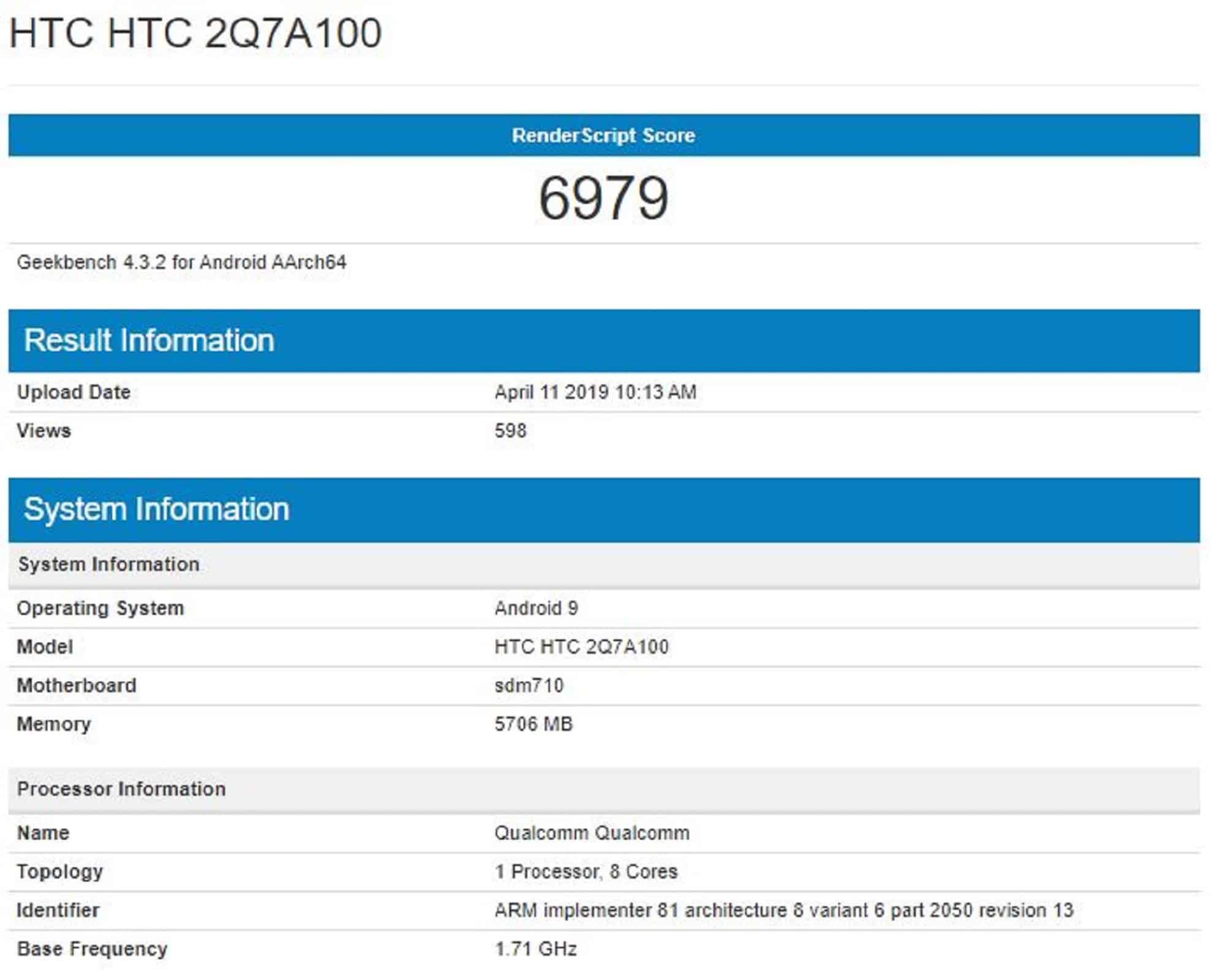 HTC 2Q7A100 1