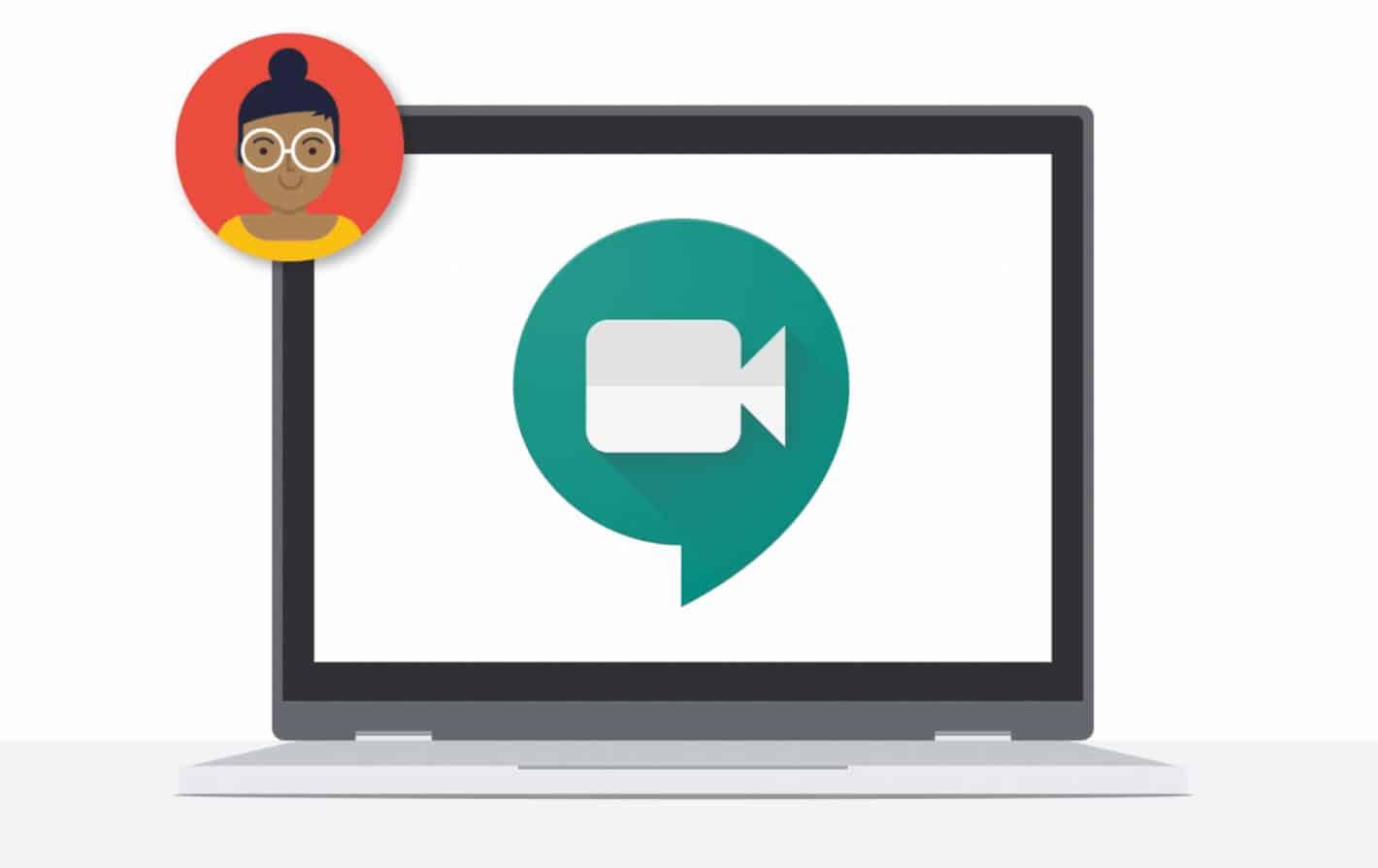 Hangouts Meet presser google
