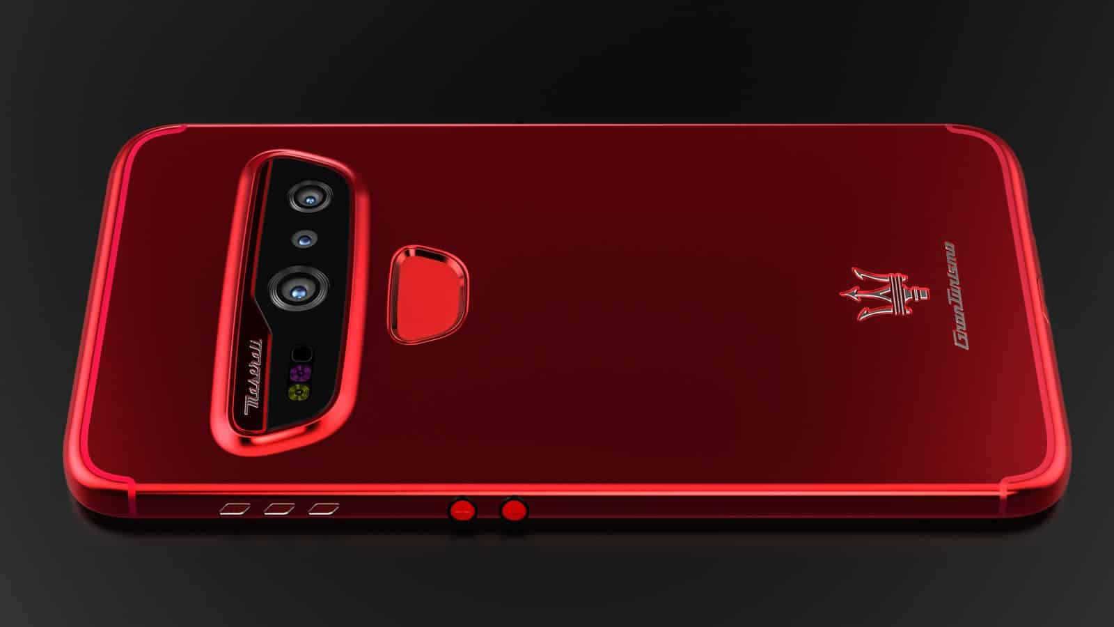 Maserati GranTurismo Concept Phone 2