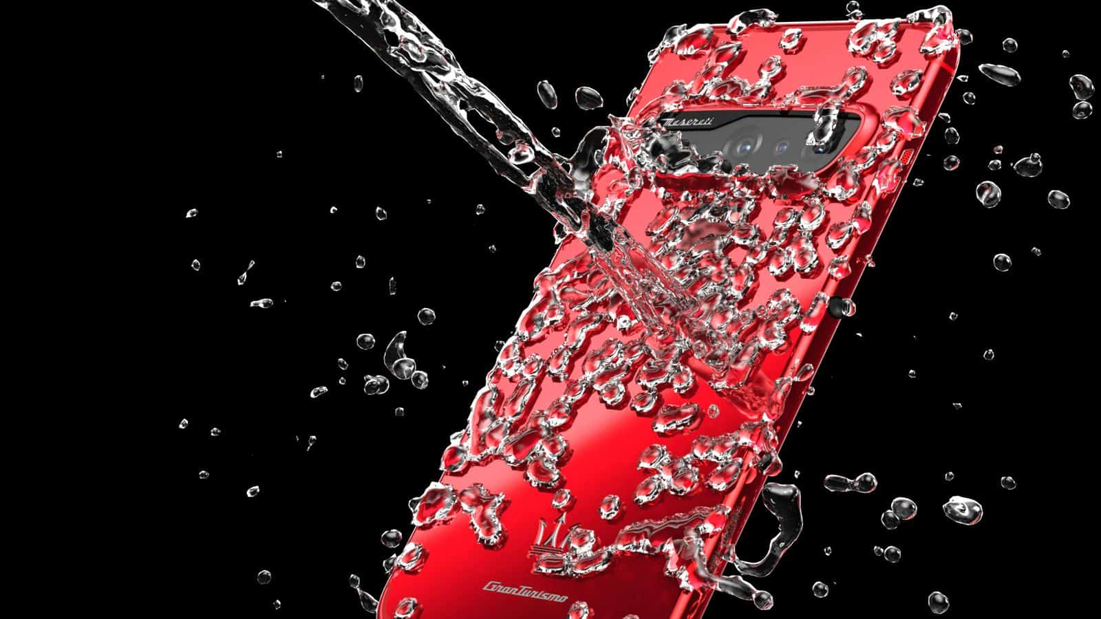Maserati GranTurismo Concept Phone 3