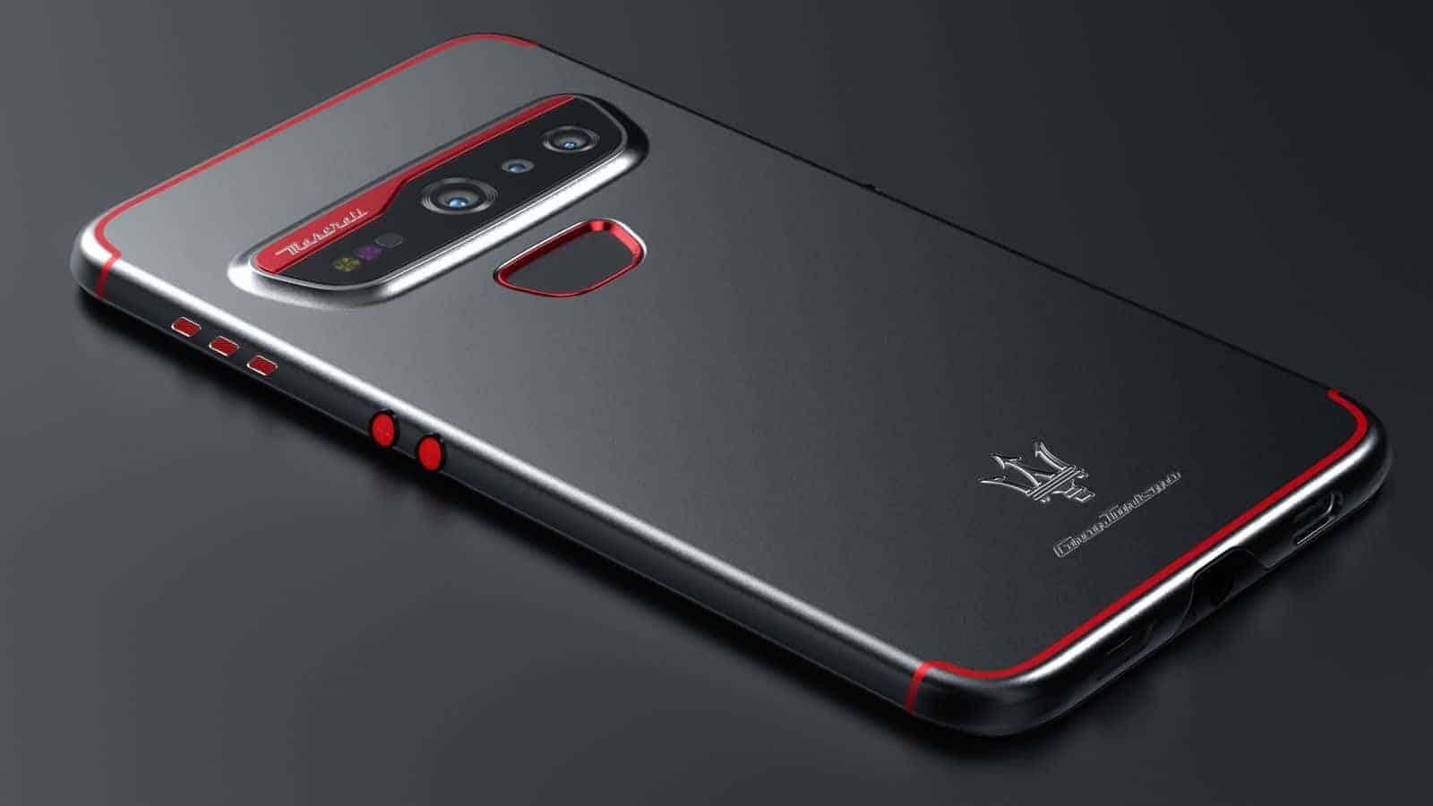 Maserati GranTurismo Concept Phone 4