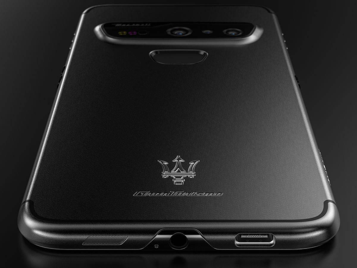 Maserati GranTurismo Concept Phone 5