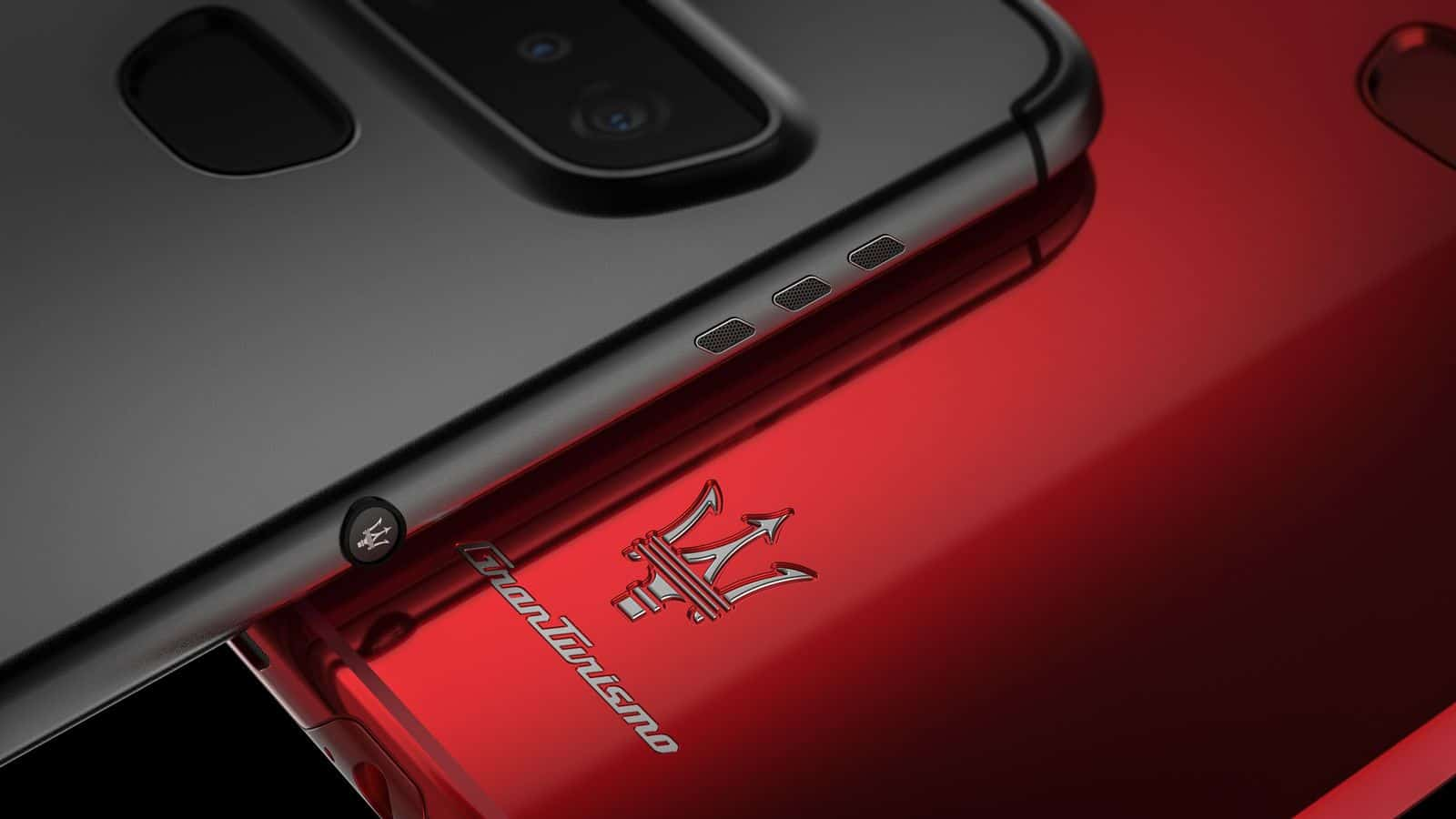 Maserati GranTurismo Concept Phone 6
