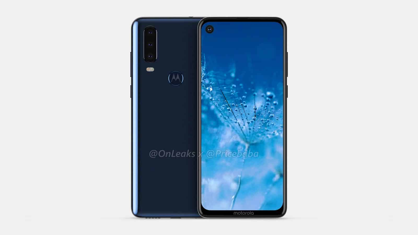 Motorola P40 Power leak 1