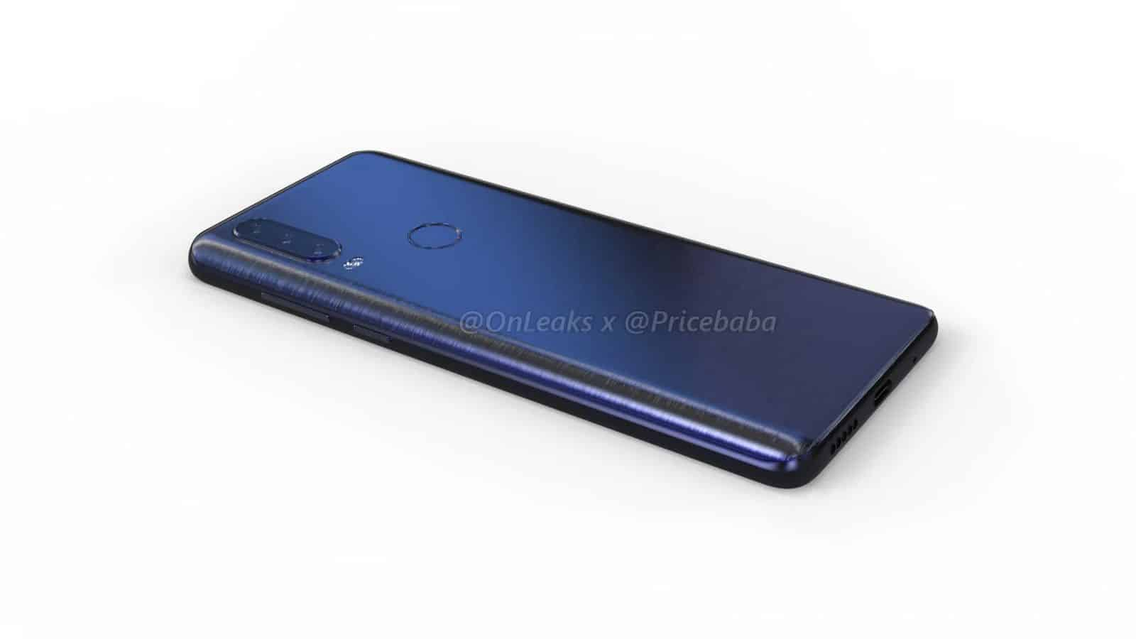 Motorola P40 Power leak 12