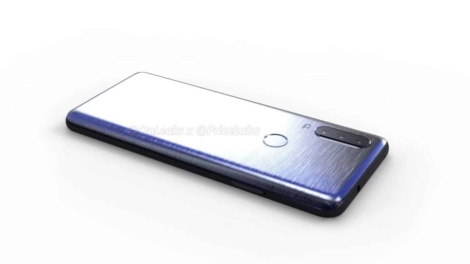 Motorola P40 Power leak 15
