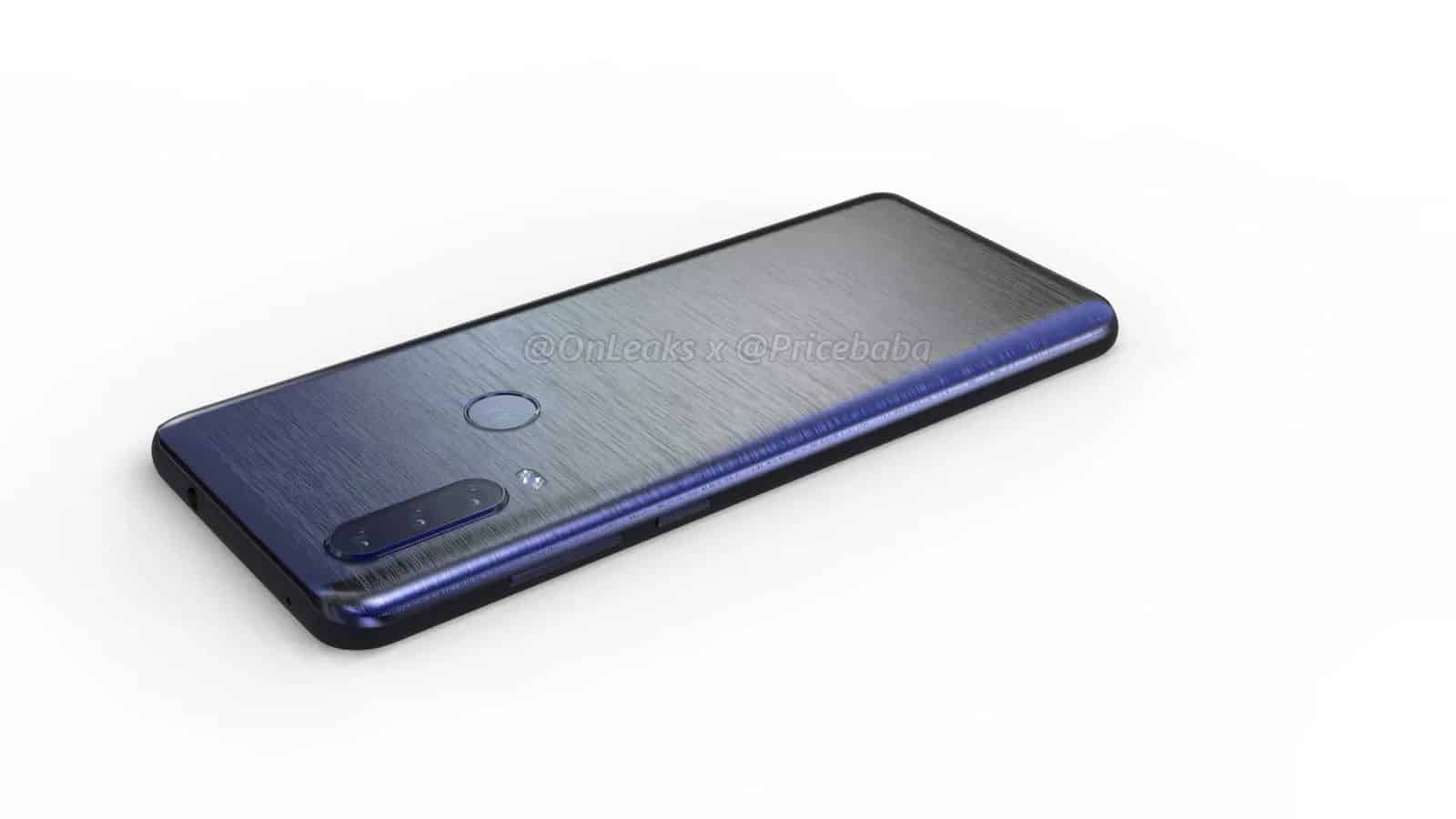 Motorola P40 Power leak 17