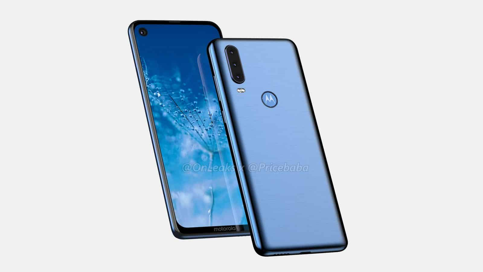 Motorola P40 Power leak 2