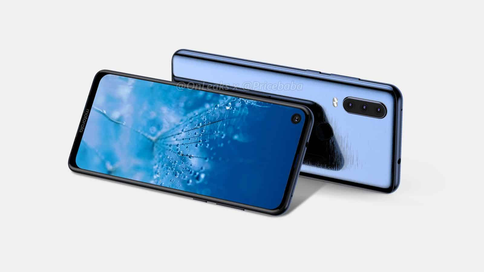 Motorola P40 Power leak 4
