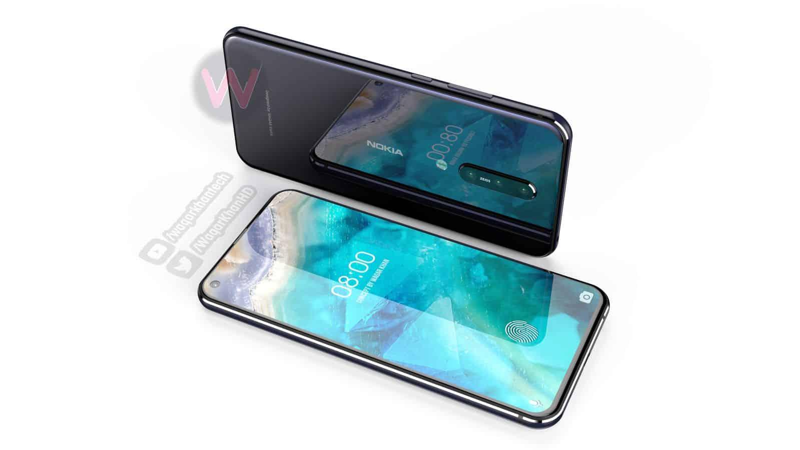 Nokia 8.1 Plus Waqar Khan concept 6