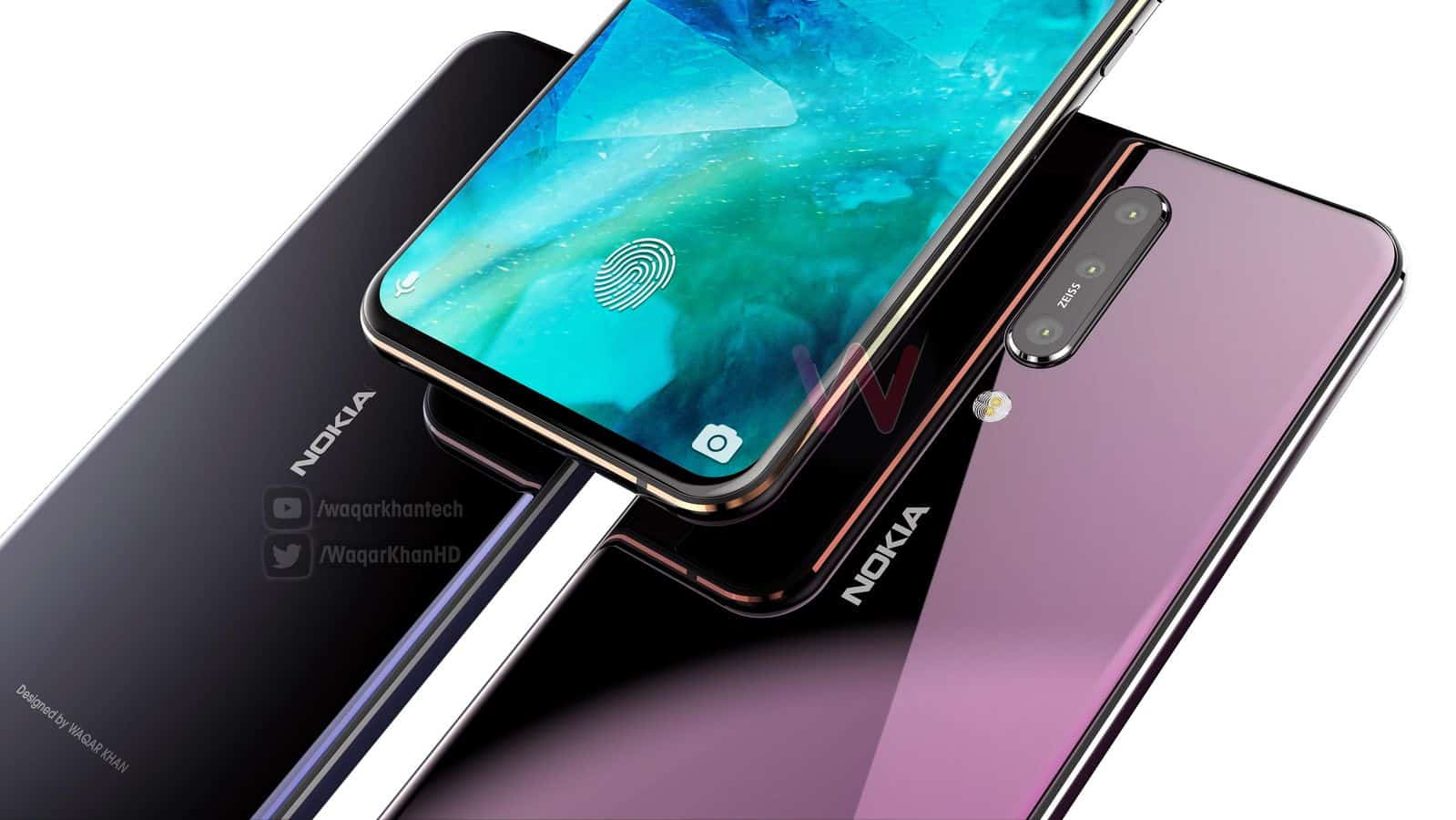 Nokia 8.1 Plus Waqar Khan concept 8