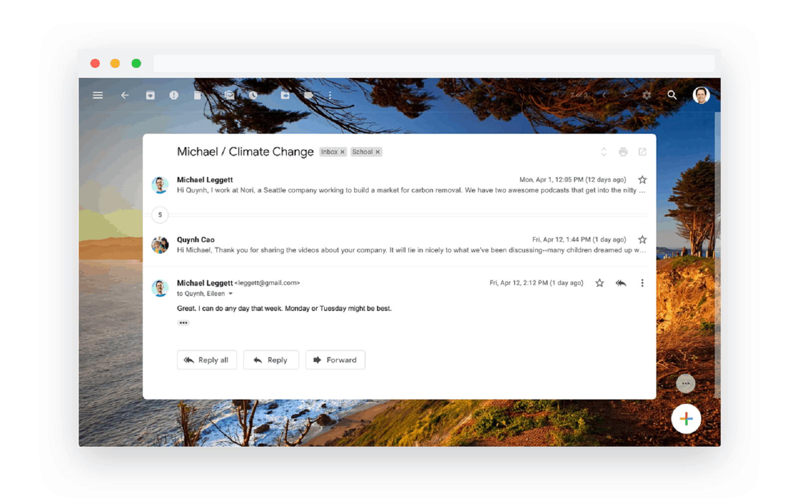 Simplify Gmail Extension 6