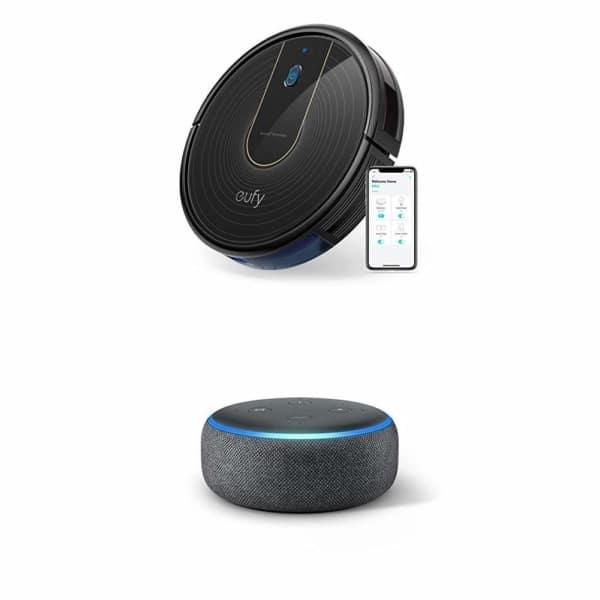 eufy RoboVac 15C & Echo Dot 3rd Gen - Amazon
