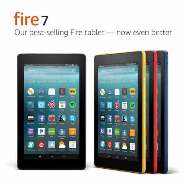 Amazon Fire 7 Tablet - Amazon