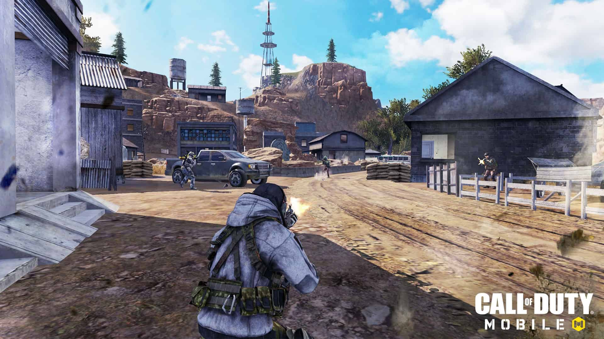 Call of Duty Mobile Battle Royale 1