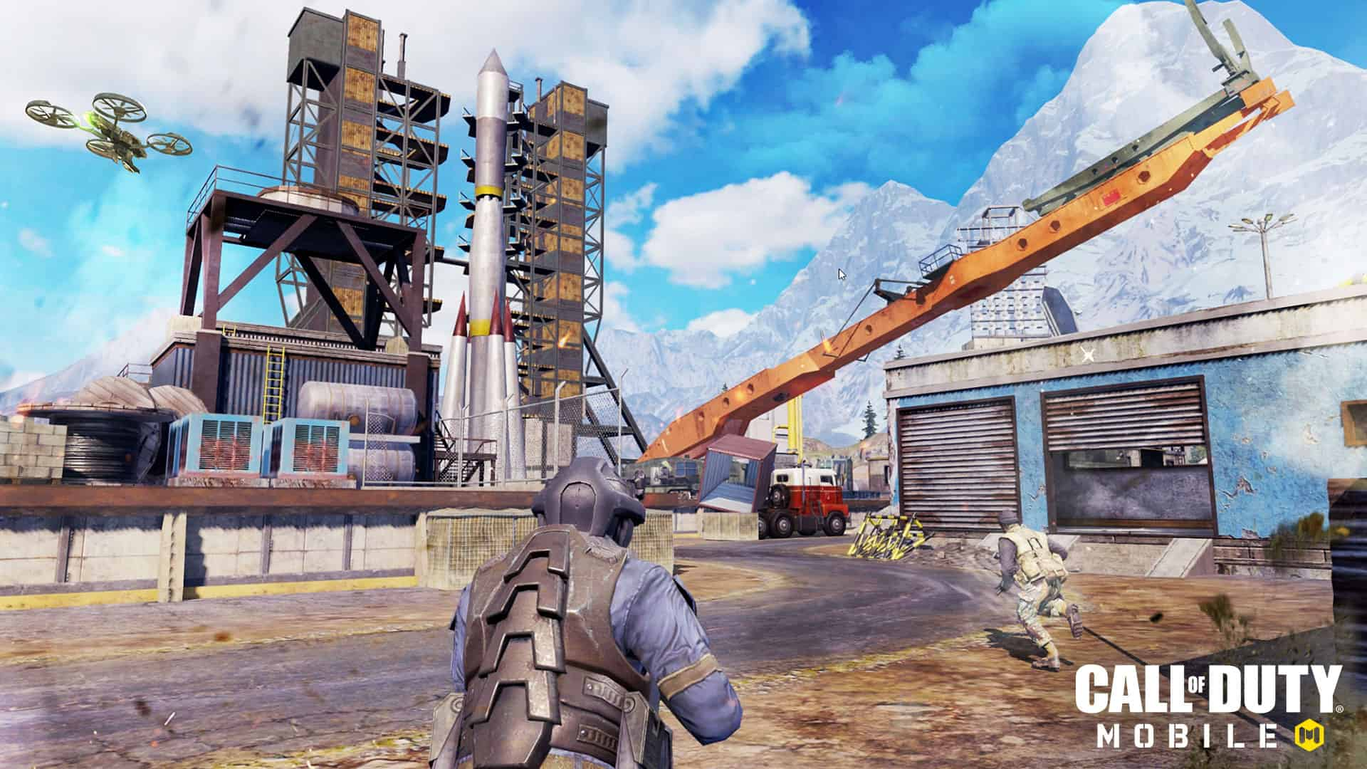 Call of Duty Mobile Battle Royale 2