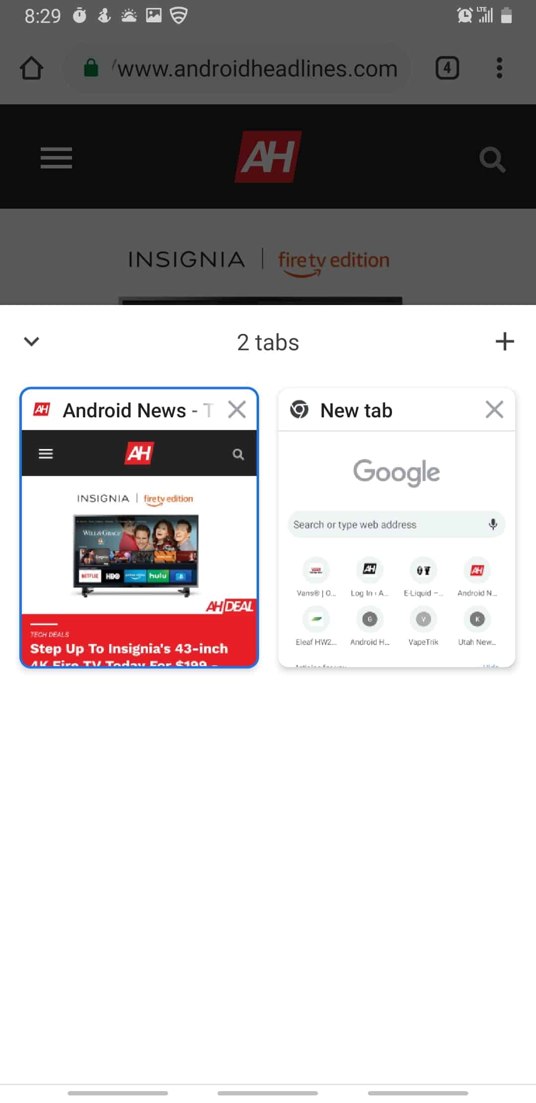 Chrome Android Group Tabs Screenshot Stable 02