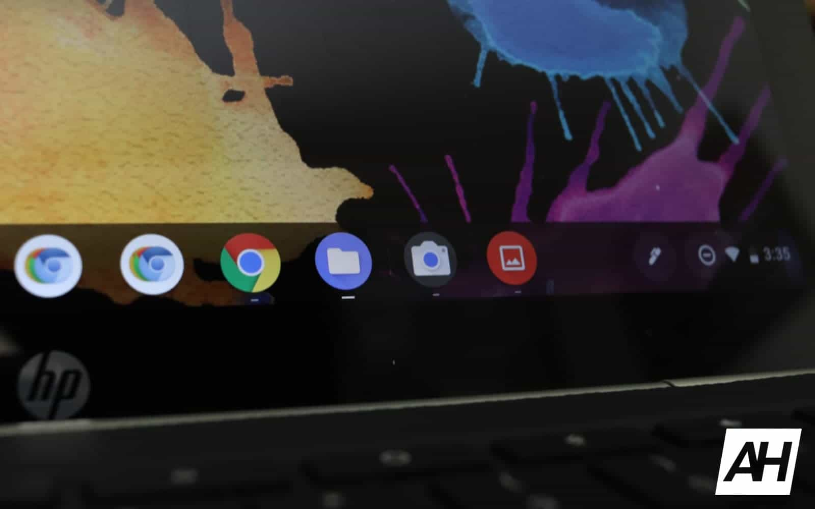 Chrome OS camera icon AH 2019