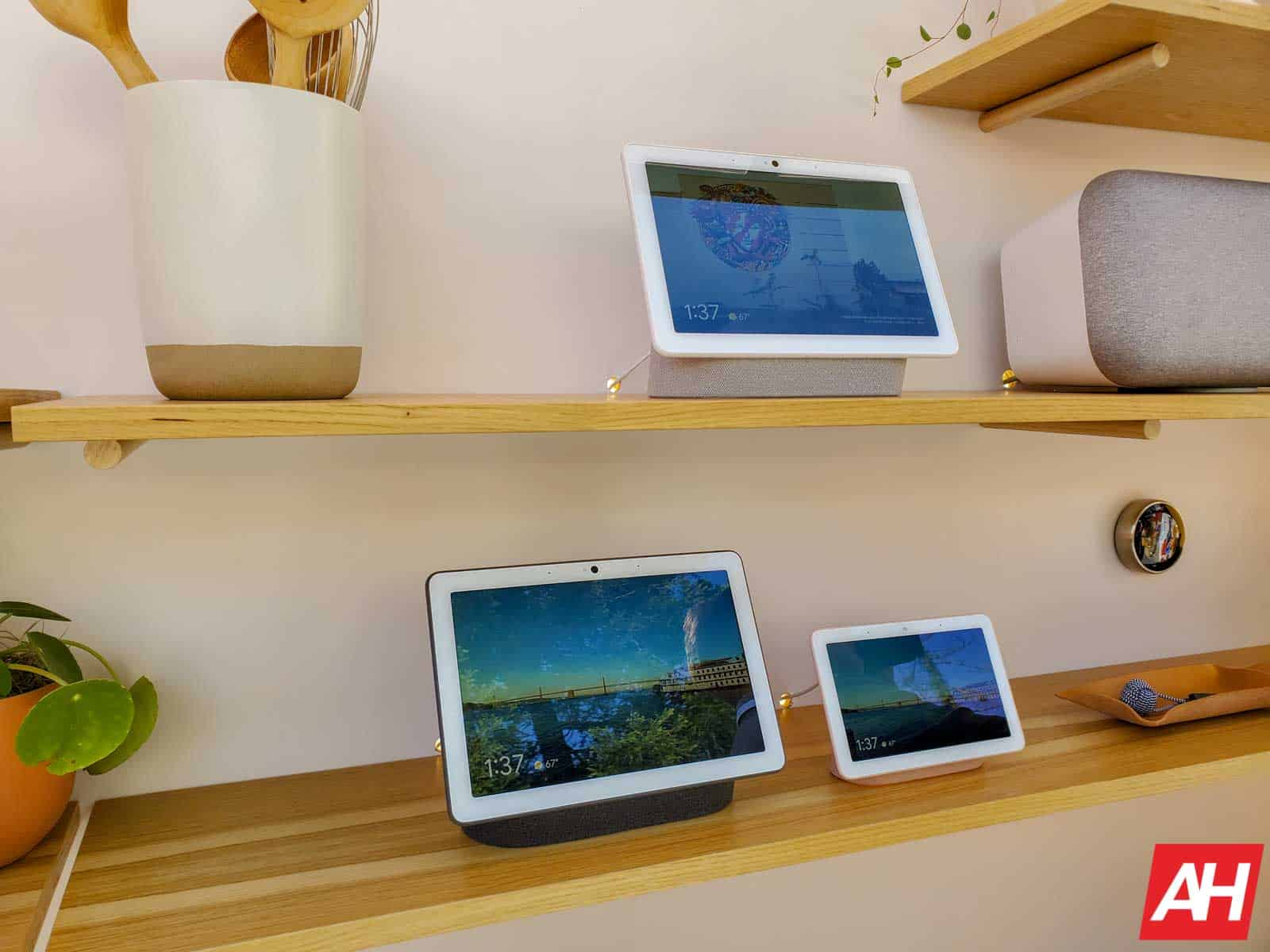 Google Nest Hub Max AM AH 2