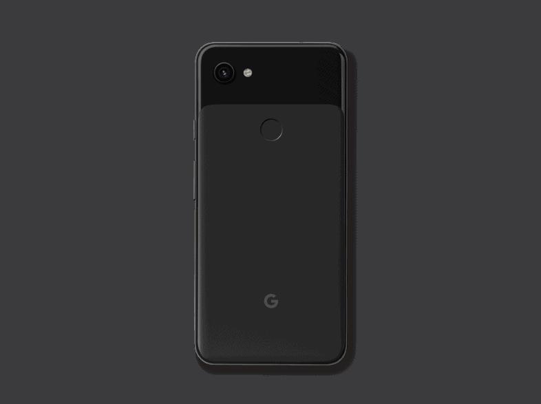 Google Pixel 3a XL official render 2