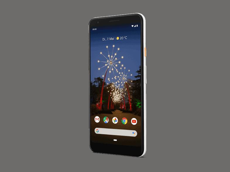 Google Pixel 3a XL official render 8