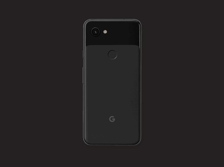 Google Pixel 3a official render 2