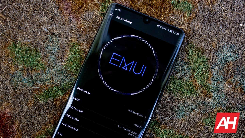 Huawei P30 Pro AH NS EMUI 9 logo 02