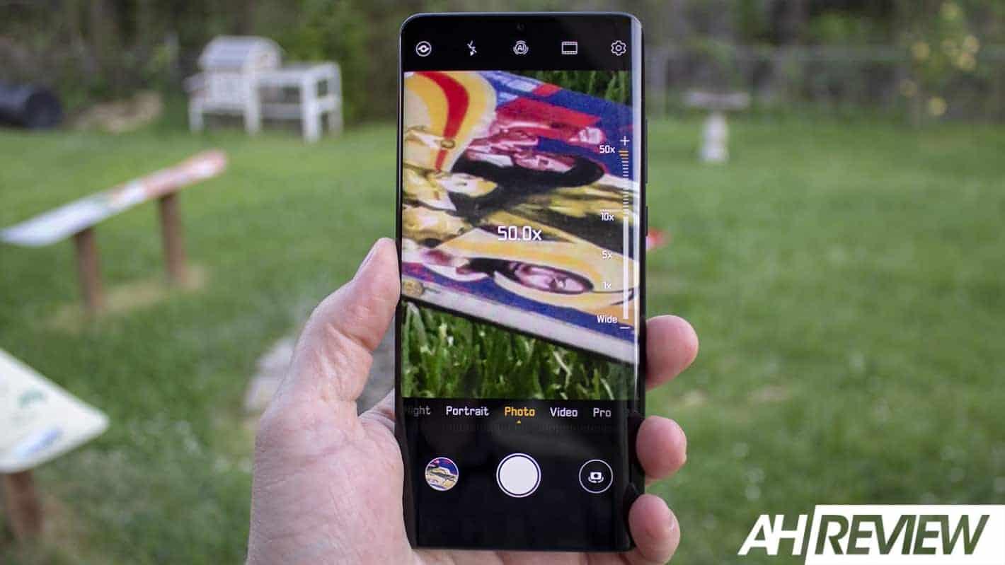 Huawei P30 Pro AH NS camera review