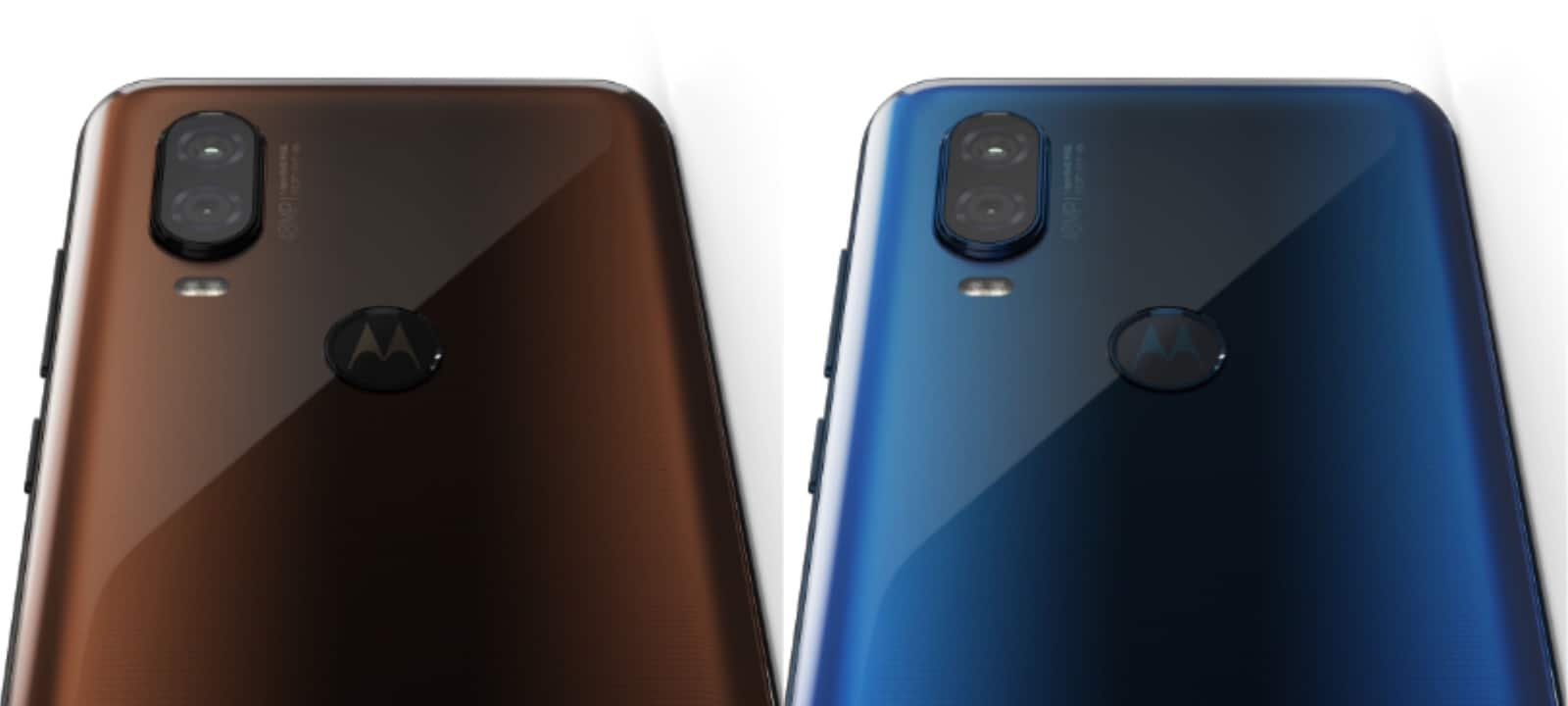 Motorola One Vision render leak 103