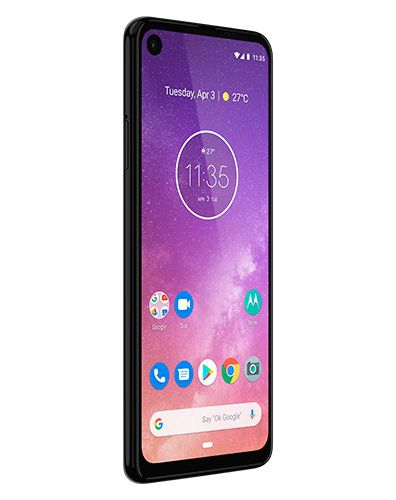 Motorola One Vision render leak 94