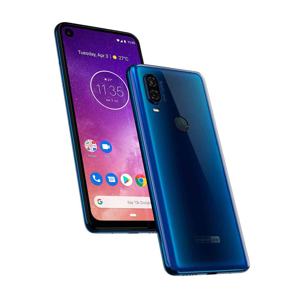 Motorola One Vision render leak 97