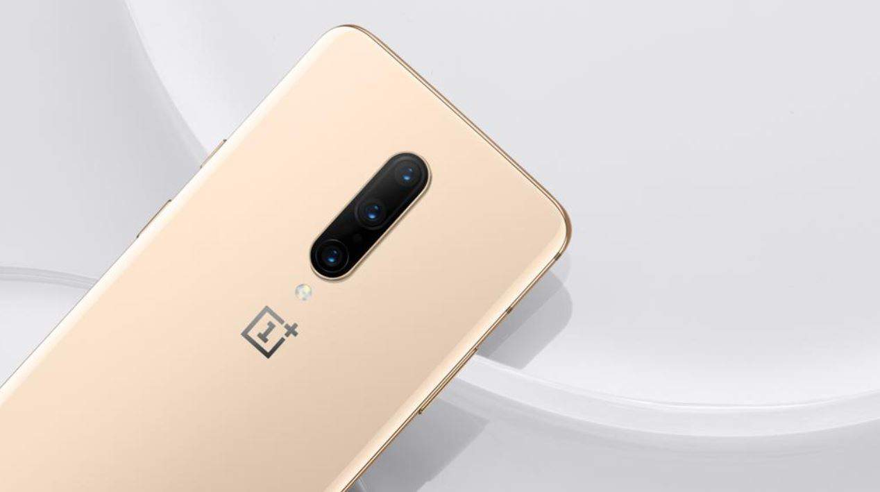 OnePlus 7 Pro Champagne 1
