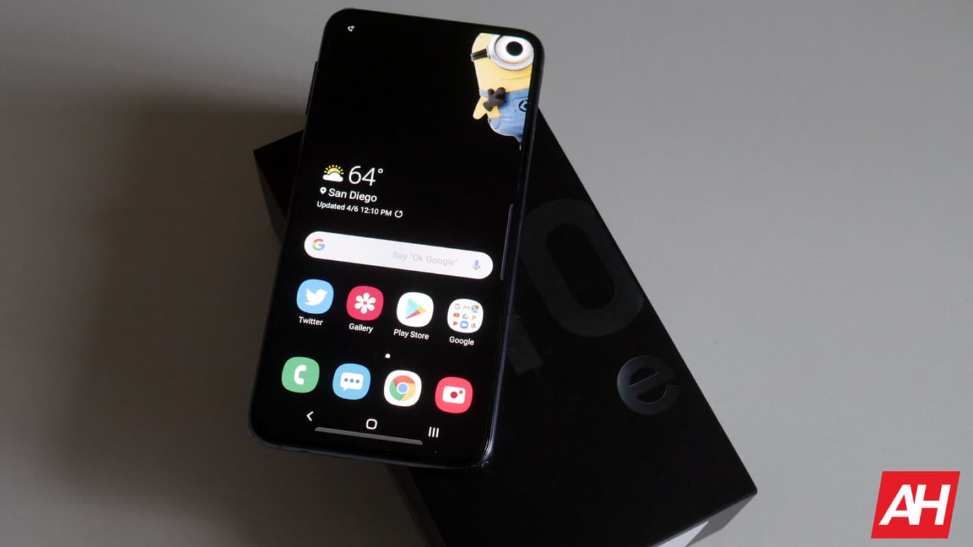 Samsung Galaxy S10e AH 63 - Best Android Smartphones