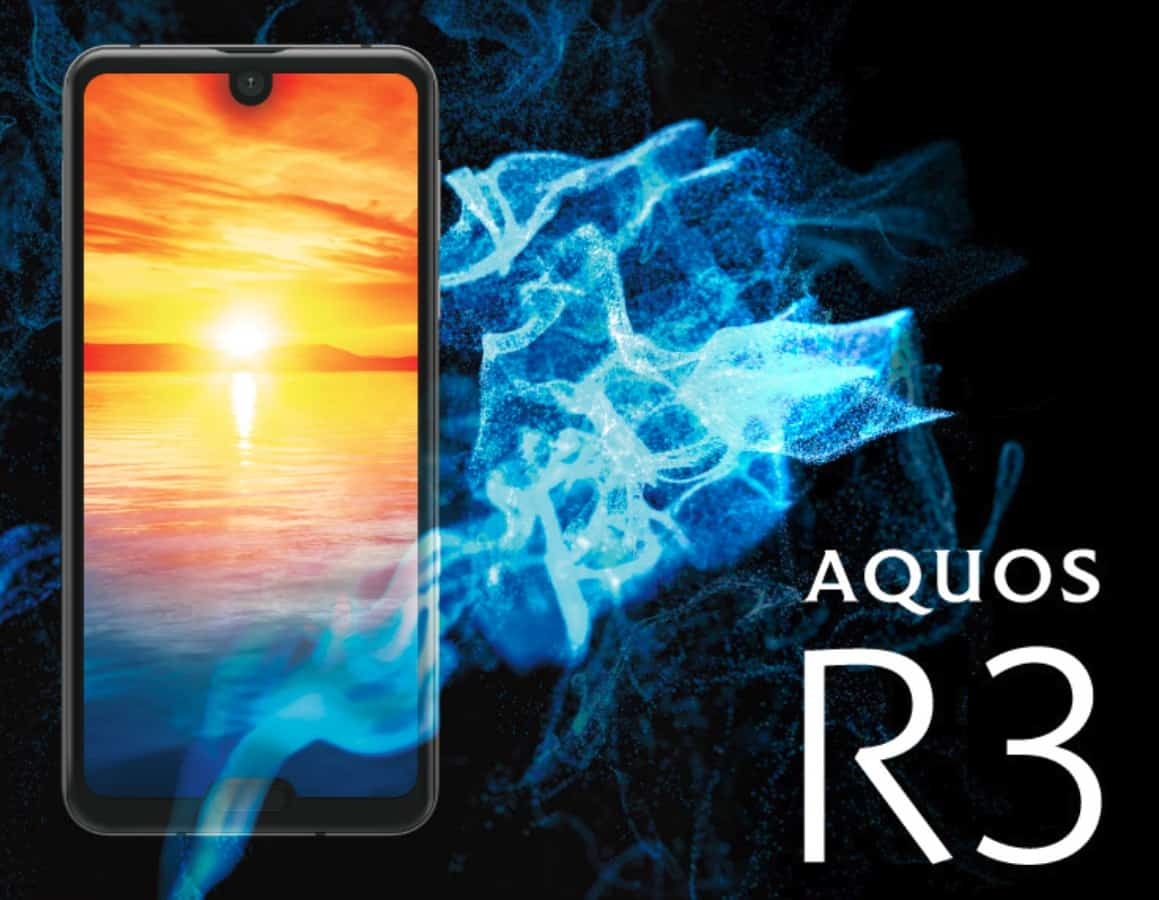 Sharp Aquos R3 image 3