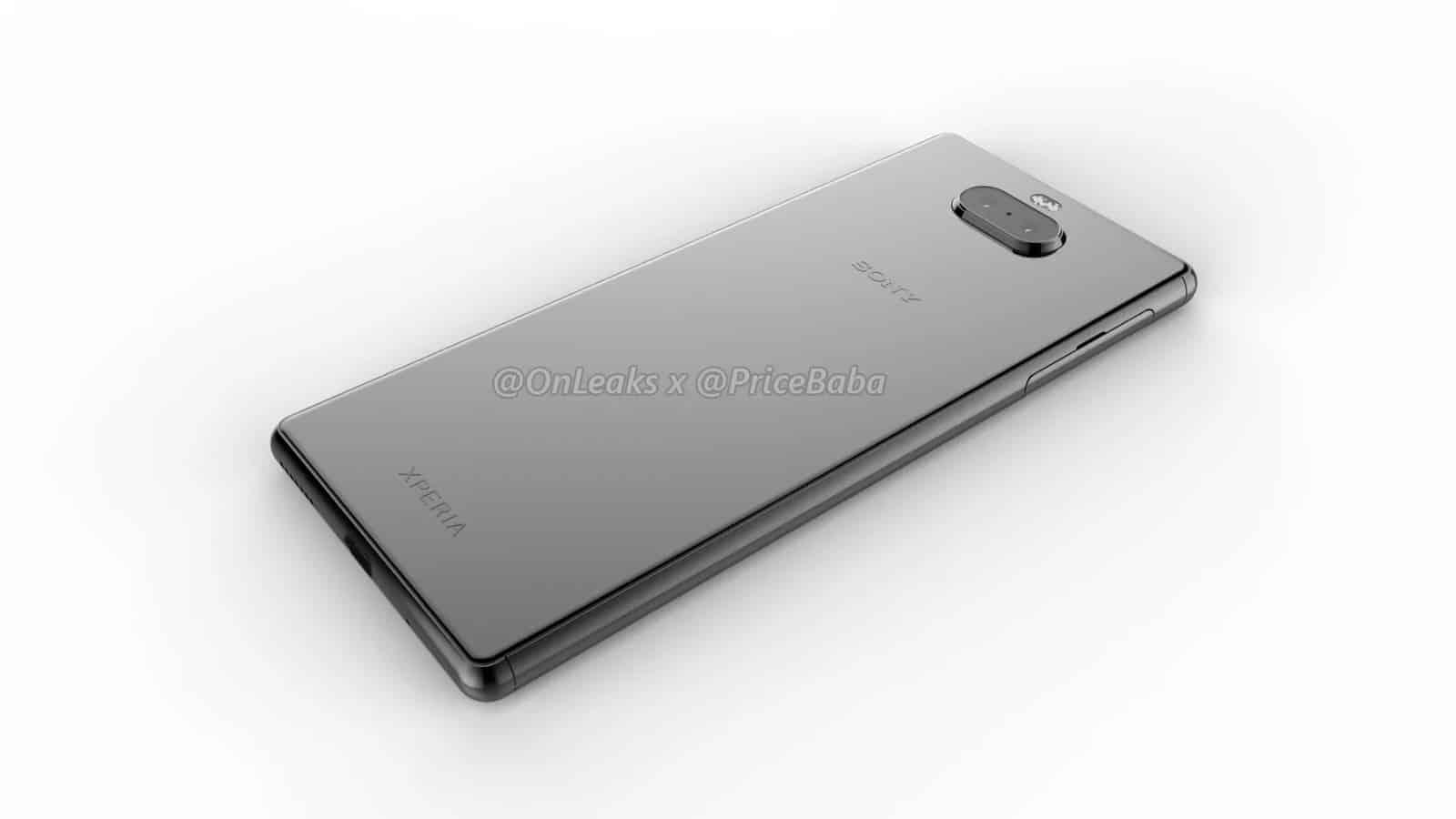 Sony Xperia 20 render leak 14
