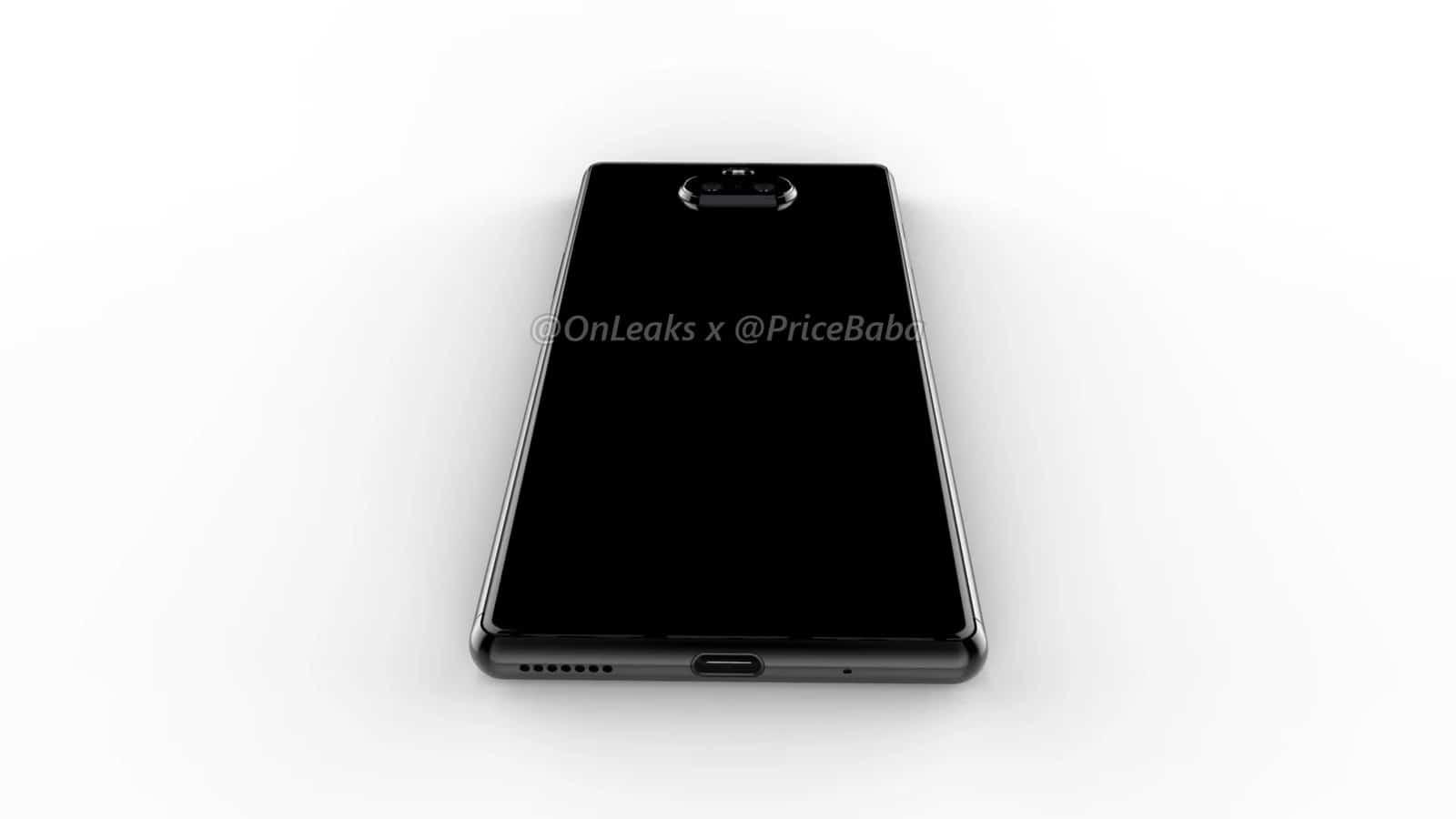 Sony Xperia 20 render leak 15