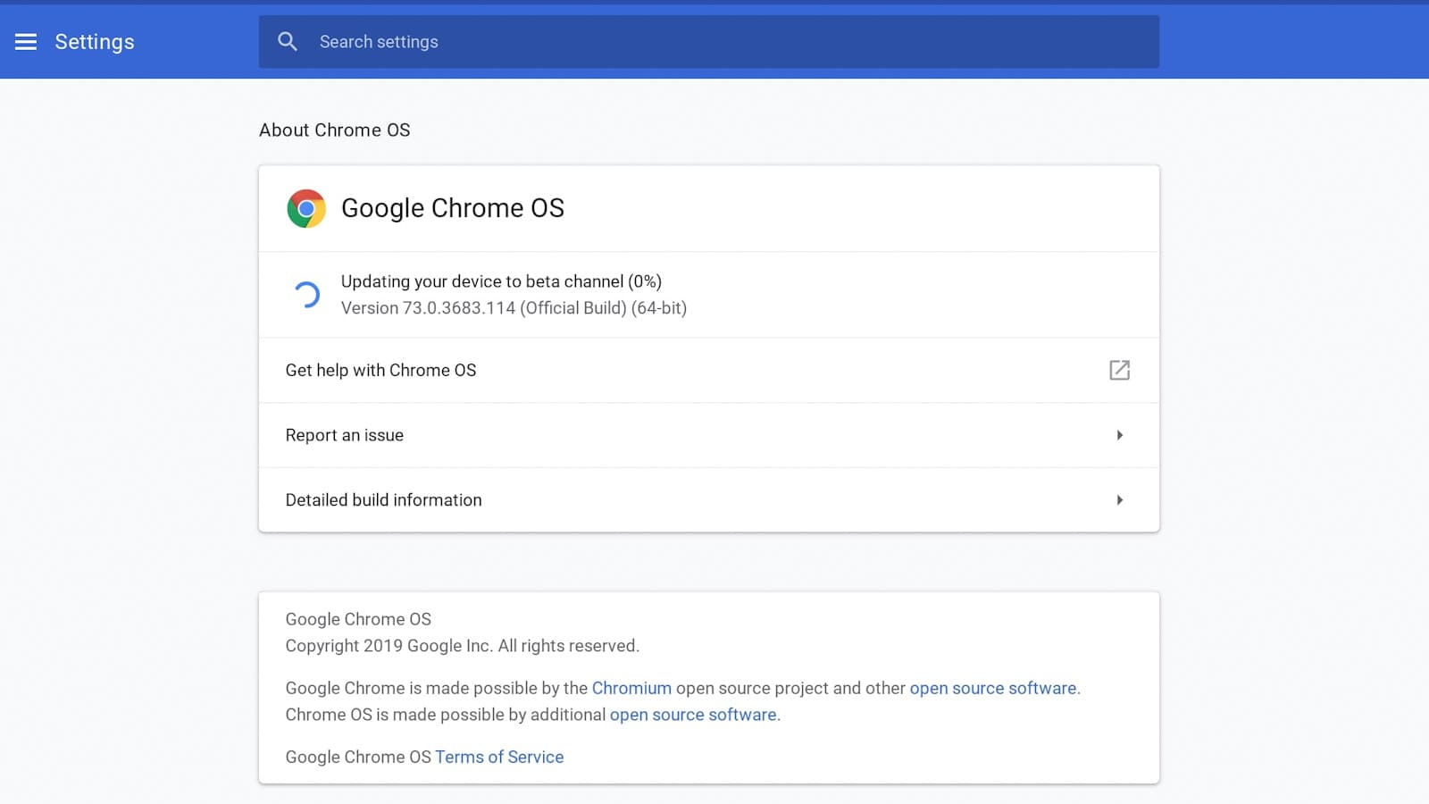 Switch Chrome OS Channels 07
